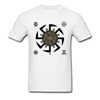 Men's T Shirt Mexico Kolovrat Symbol Tshirt Legend of Kolovrat Sparta Warrior White T Shirt Cool 3D Print Movie T-Shirts Russia men s t shirt mexico kolovrat symbol tshirt legend of kolovrat sparta warrior white t shirt cool 3d print movie t shirts russia