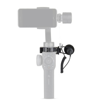 EACHSHOT COMICA CVM-VM10-II Kit Cardioid Directional Condenser Video Microphone Mic With Mount for Zhiyun Smooth 4