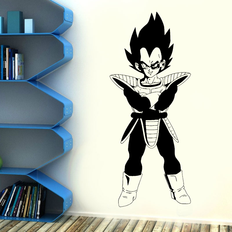 Vegeta Vinyl Wall Decal   Dragon Ball Z  DBZ Anime Wall Art  Manga Black. Online Get Cheap Z Modern Furniture  Aliexpress com   Alibaba Group