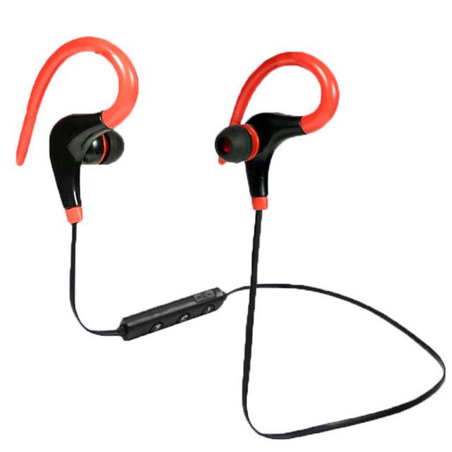 Wireless Bluetooth Earphone Handfree Sport Noise Cancelling music Headphone Wireless Headset For phone like iPhone Samsung LG