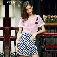 Veri Gude Women S Striped Pullover Blouses For Summer