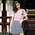 Veri Gude Women's Striped Pullover Blouses for Summer