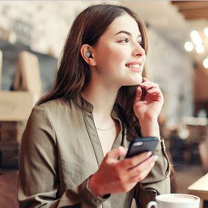 Image 3 - TWS Auricolari Bluetooth Senza Fili di Tocco Stereo Bluetooth 5.0 Auricolare di Fitness Sport Allaria Aperta Mini Auricolari Singoli Orecchie per I Telefoni