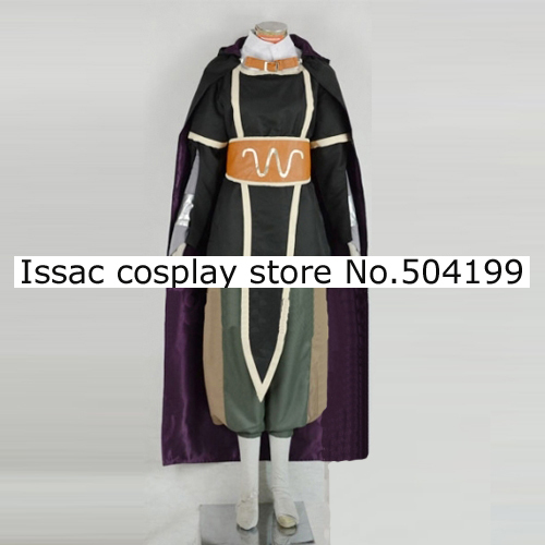 Female Miriel Cosplay Costume Form Fire Emblem Awakening Game Halloween  Outfit