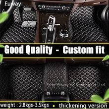Хорошее качество пользовательского автомобильные коврики для Toyota Camry в 2012-2017 салона автомобиля аксессуары Тюнинг автомобилей коврик водонепроницаемый