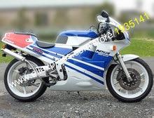 Hot Sales,For Honda NSR250R MC18 Sportbike Parts NSR 250 R 1989 NSR250 R MC18 89 Red Blue White ABS Motorcycle Fairing Body set