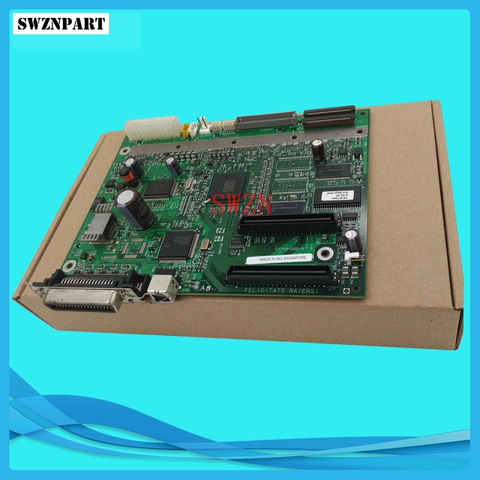 FORMATTER PCA ASSY Formatter Board logic Main Board MainBoard mother board For HP 800 C7779-69263 C7779-60144 C7779-69144 formatter pca assy formatter board logic main board mainboard mother board for hp m855 855 m855dn m855x m855xh