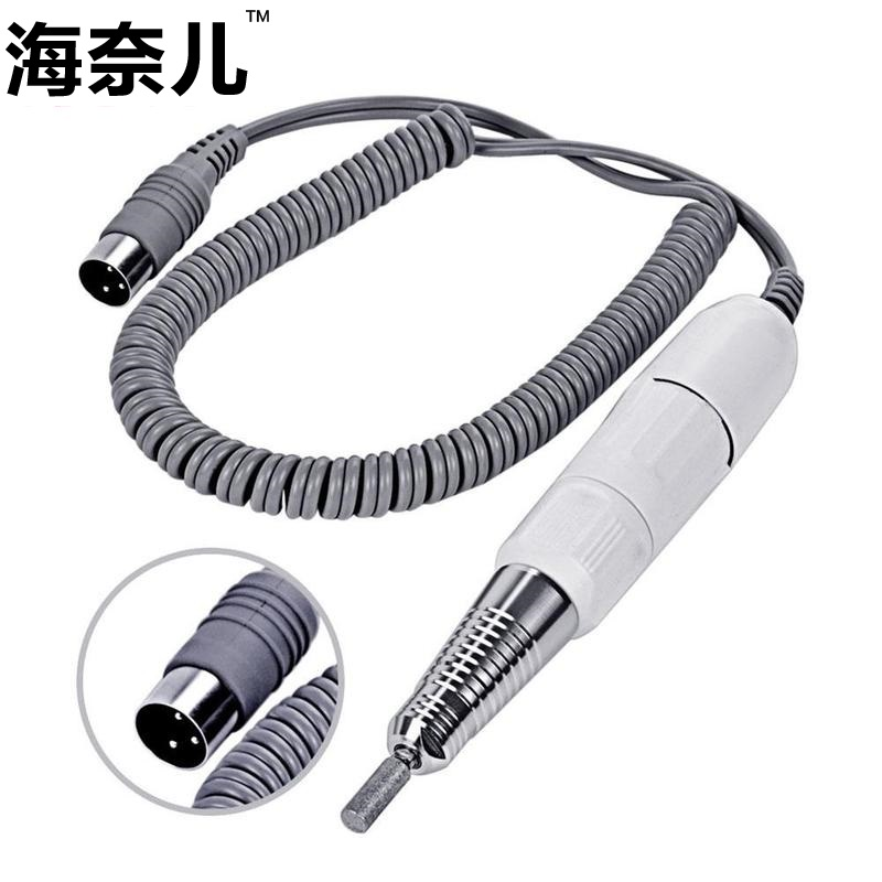 2018 новейшие инструменты для ногтей электрическая дрель для ногтей 35000 об/мин электрическая ручная дрель высокого качества многофункциональные для ногтей пылесборник - 5