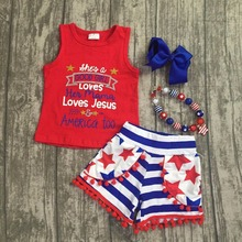 0ab9b347b6e4d Buy 4th july girl and get free shipping on AliExpress.com