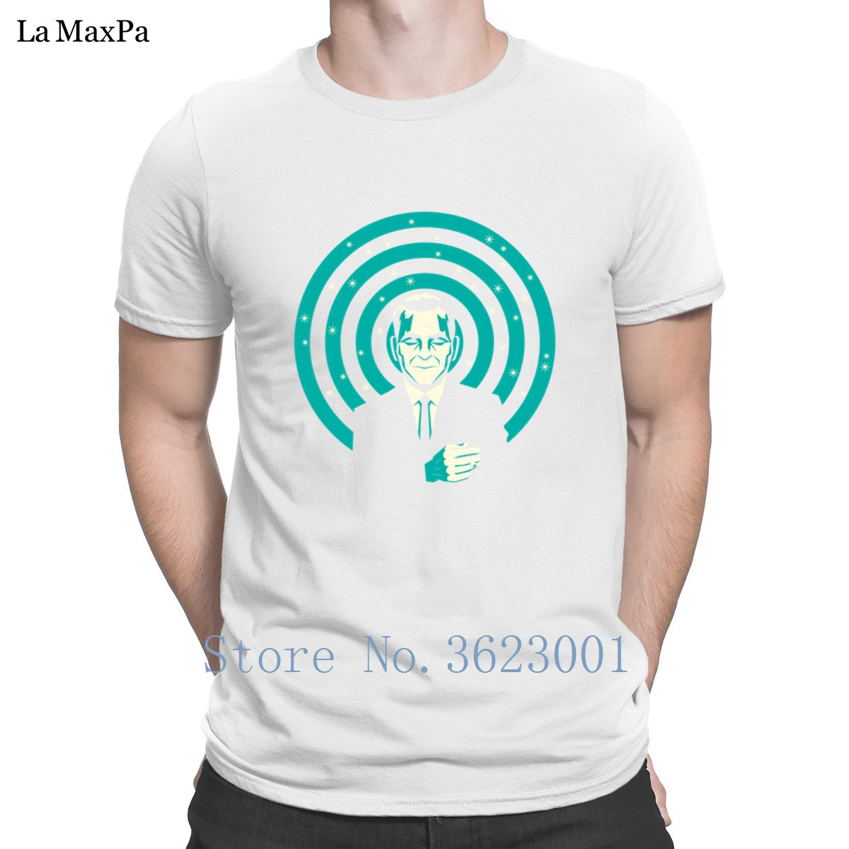 Design Funny Casual Tee Shirt For Mens The Fifth Dimension T Shirt