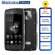 MT6737T Core Blackview Smartphone