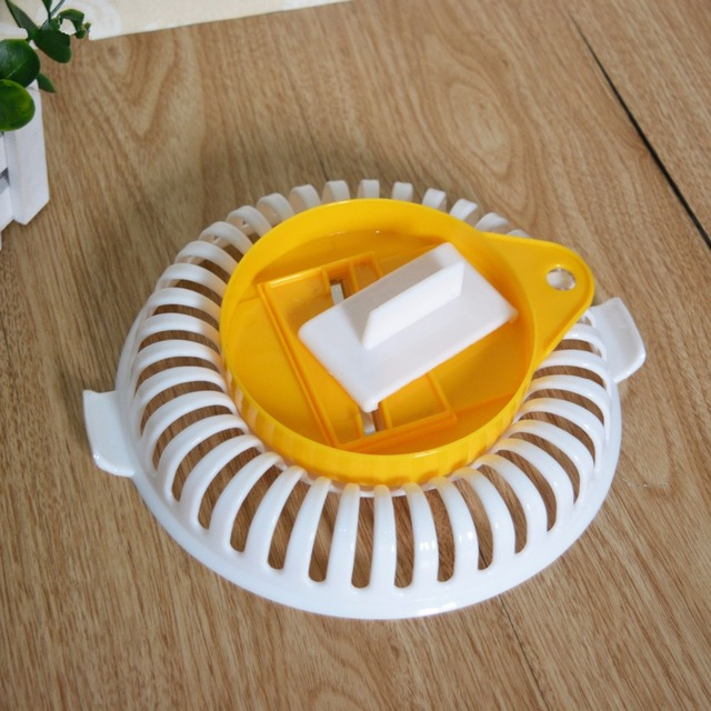 1PC Microwave DIY Potato Chips Maker Kitchen Gadgets Cooking Cook Healthy Home low calories Kitchen Tools OK 0406 2