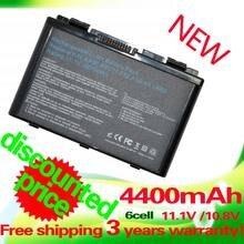 4400 mah batería del ordenador portátil para asus a32-f52 a32-f82 a32 f82 k40 k40in k50 K42j K50ab k50ij K50in K51 K60 K61 K70 X5A P81 X5E X70 X8A