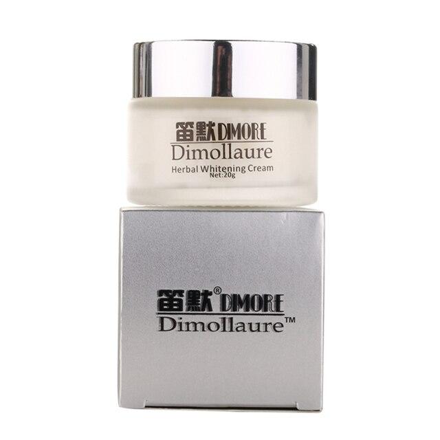 Dimollaure, мощный отбеливающий крем, 20 г, для удаления веснушек, мелазмы, прыщей, пигментных пятен, меланин, крем для ухода за лицом от Dimore