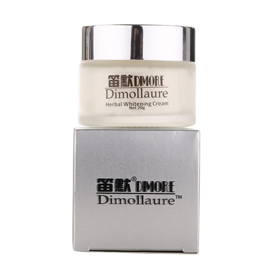 Dimollaure Forte efeito de clareamento creme 20g Remover Sardas Manchas de Acne melasma pigmento Melanina creme para o rosto cuidados por Dimore