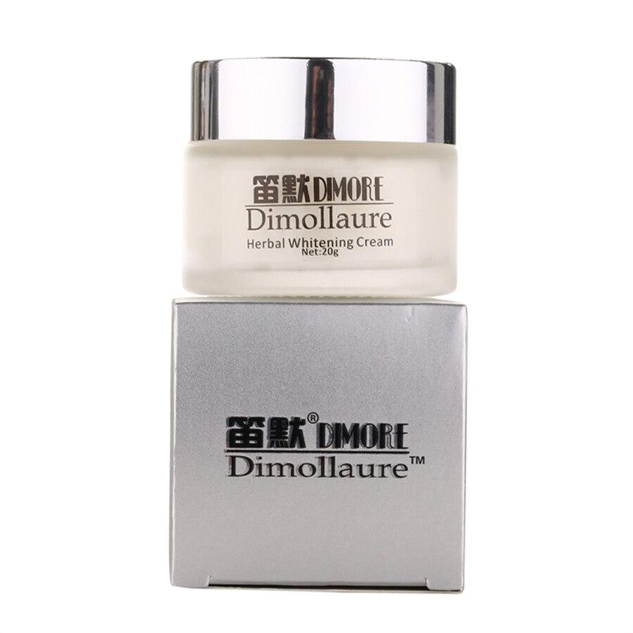 Dimollaure efecto fuerte blanqueamiento crema 20g eliminar pecas melasma acné manchas pigmento melanina cuidado facial crema de Dimore