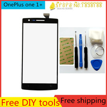 New! Touch Screen Digitizer Glass OnePlus one 1+ 5.5″ for OnePlus One+ A0001 FREE SHIPPING+DIY tools+3M Glue