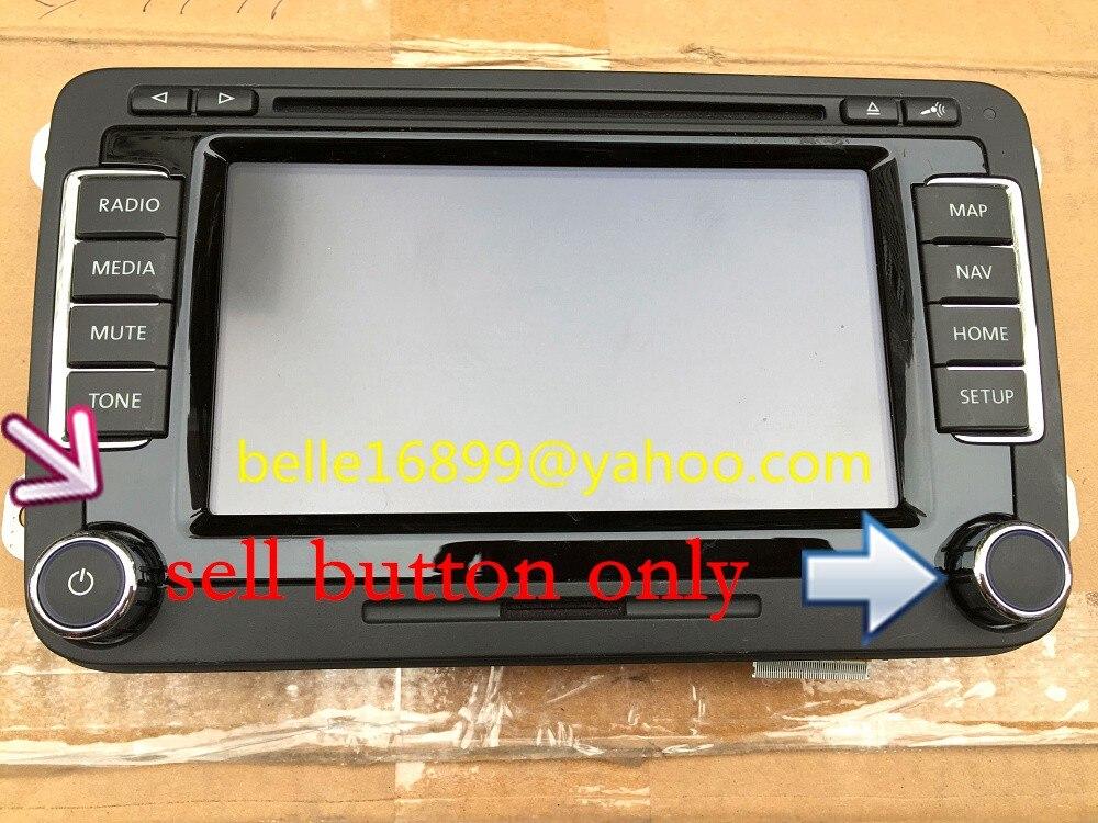 Radio Tragbares Audio & Video Original New Power Button Switch Für Plaunpunkt Vw Rcd510 Rcd310 Rns510 Auto Cd Radio 2 Teile/los ZuverläSsige Leistung