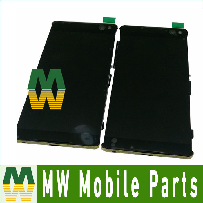 ФОТО 1PC /Lot For Sony Xperia C5 Ultra E5506 E5533 E5563 Black White LCD Display + Touch Screen With Frame Digitizer