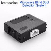 Millimeter Wave Blind Spot Detection System BSD BSA BSM Microwave Blind Spot Monitoring Assistant Car Driving Safe