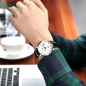 Image 3 - Cadisen腕時計男性2019トップブランドの高級有名な男性時計腕時計自動ゴールデン腕時計レロジオmasculino