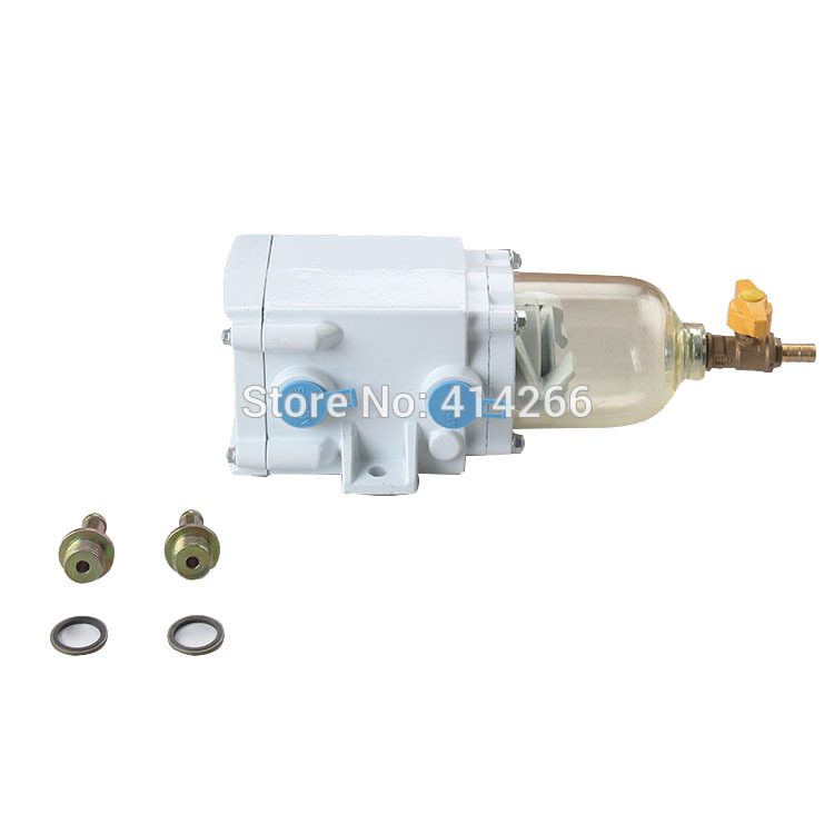 Diesel engine300FG SEPAR SWK2000-5 FUEL WATER SEPARATOR ASSEMBLY,FREE SHIPPING