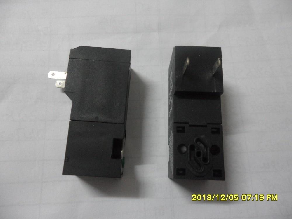 Lonati Socks Machine Use Replace D4900833 24VDC, 2.3W, 3/2 NA Solenoid Valve