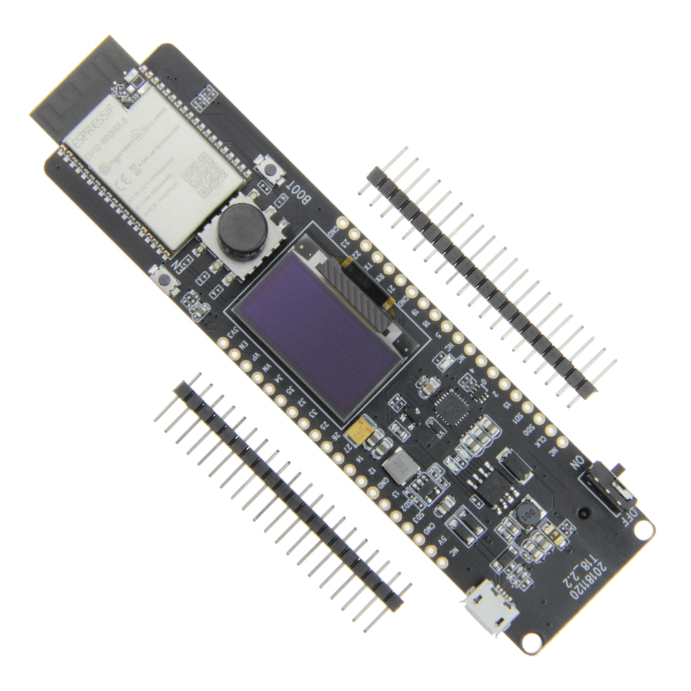TTGO-T-Controller-ESP32-WROVER-4MB-SPI-Flash-And-8MB-PSRAM-0-96OLED-Five-Way-Button (3)