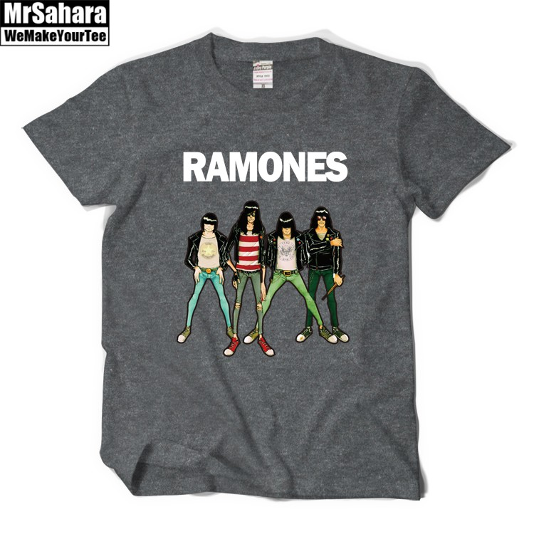 Men/'s Women/'s All Sizes Ramones Punk Rock T-Shirt Old School Tee