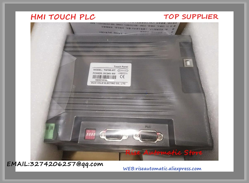 TG765 MT HMI Touch Screen 7 inch TG765-MT 800*480 high-quality New Boxed TG765 MT HMI Touch Screen 7 inch TG765-MT 800*480 high-quality New Boxed