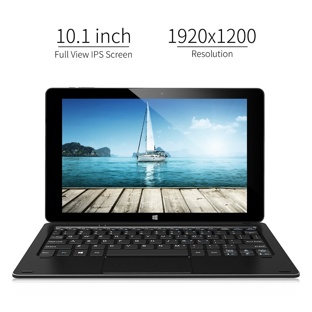 ALLDOCUBE 10.1″ Tablets PC iwork10 Pro Full View IPS 1920*1200 Windows10+Android5.1 Intel Atom x5-Z8350 4GB RAM 64GB ROM Tablet