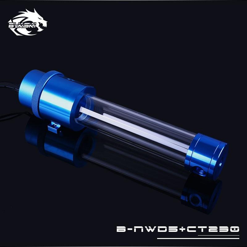 все цены на Bykski B-NWD5 CT Integrated Reservoir Water Cooling Pump 1100/1500L 3.8M Blue