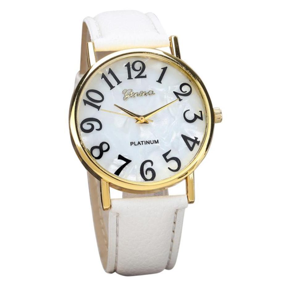 Timezone #401 fashion Retro Women Digital Dial Leather Band Quartz Analog Wrist Watch WatchesTimezone #401 fashion Retro Women Digital Dial Leather Band Quartz Analog Wrist Watch Watches