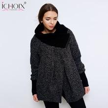 2017 Women Autumn Winter Coats Long Sleeve Solid Thicken Warm Loose Ladies elegant Big Size Coat Women Jacket Long Sleeve Parkas