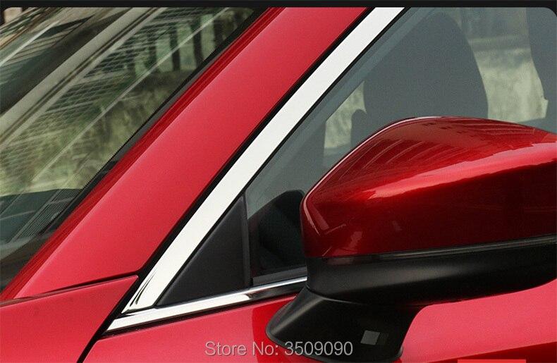cromo decoração exterior decore capa tiras reequipamento acessórios do carro