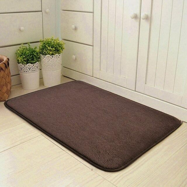 Boden Matte Eingang Tur Matten Wasser Absorption Teppich Kuche