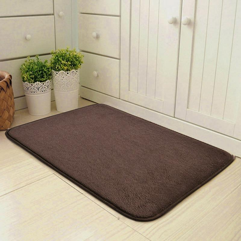 Floor Mat Entrance Door Mats Water Absorption Carpet Kitchen Rugs Doormat for Entrance Door Mat Living Room Non-Slip Tapete