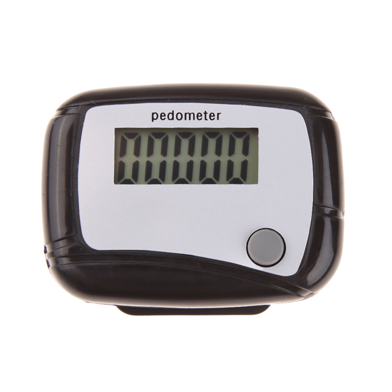 Multi-function Step Movement Calories Counter Pedometer LCD Run Walking Pedometer Distance Calorie