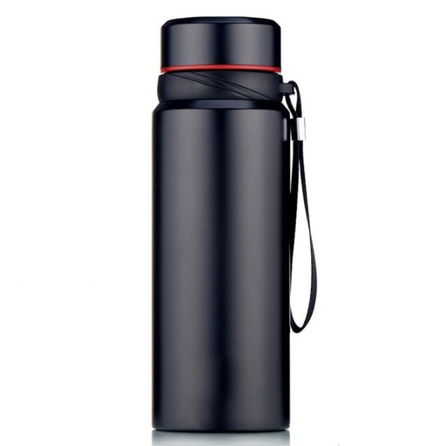750 ml grande capacit portable en plein air thermos ventouse flacon pour th termos tasse. Black Bedroom Furniture Sets. Home Design Ideas