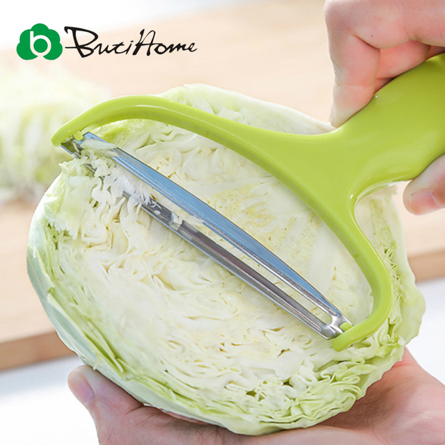 Fruits And Vegetables Potato Peeler 2016 New Gadget CozinhaSlicer Stainless Steel Knife Blade Tools For Easy Peeling For Kitchen