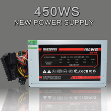 Фотография Brand new desktop computer  mini power supply  450W   All-in-one power supply,  ultra quiet   free shipping