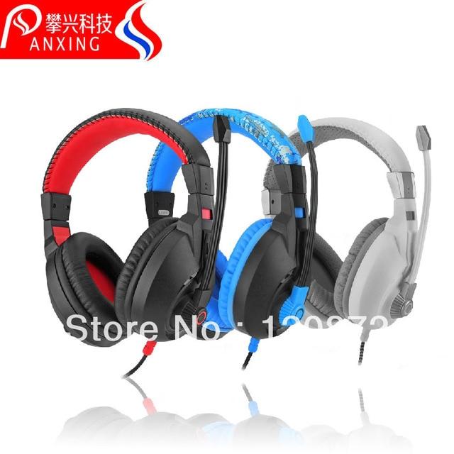 Jiahe ct-833 game earphones headset laptop earphones belt mike music