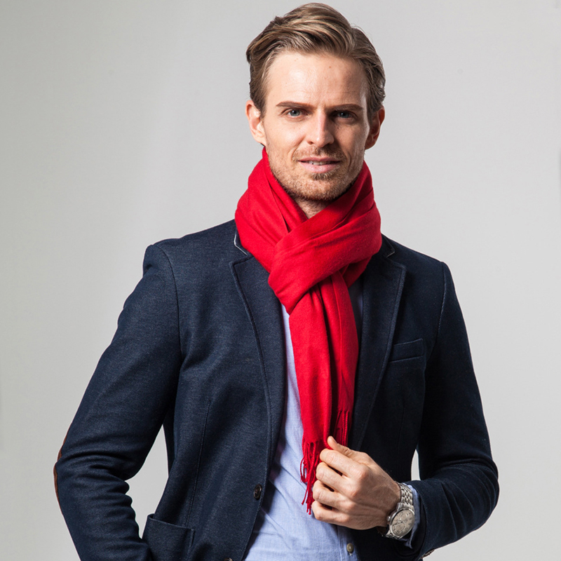 Red Scarves: heresfilmz8.ga - Your Online Scarves & Wraps Store! Get 5% in rewards with Club O! Women Pashmina Cashmere Solid Scarf Shawl Wrap Women Men - L. SALE. 2 Day Delivery. Quick View. Geo Print LA77 Red Polyester Tassel Scarf.
