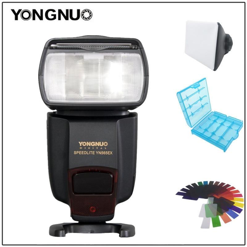 YongNuo Speedlite YN-565EX YN565EX TTL Sans Fil Flash Pour nikon D200 D80 D300 D700 D90 D300s D7000 D800 D600 D3100