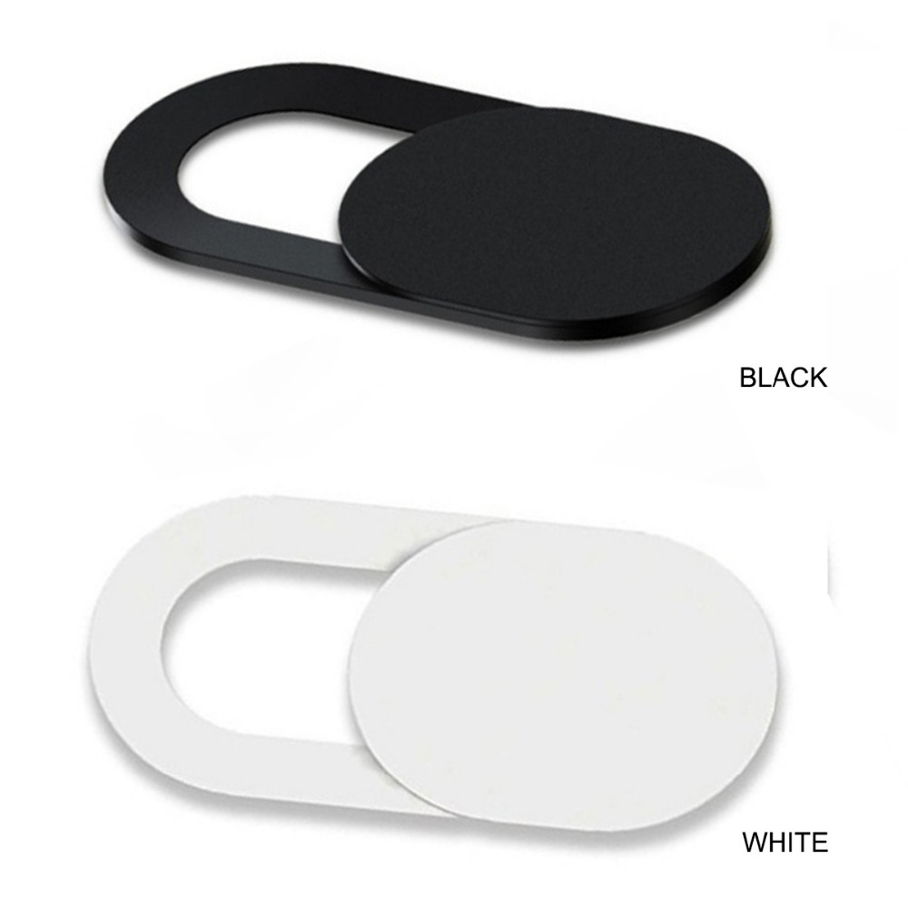 3pcs Plastic Camera Shield Stickers Notebook PC Tablet PC Mobile Anti-Hacker Peeping Protection Privacy Len Cover