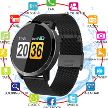 New Smart Watch Men OLED Screen Bluetooth Women Fashion Waterproof Electronics Sport Tracker Heart Rate Wearable Devices