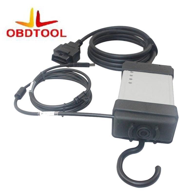 ObdTooL Автоматический диагностический инструмент 2014D Vida кости для Volvo серии Multi-Язык