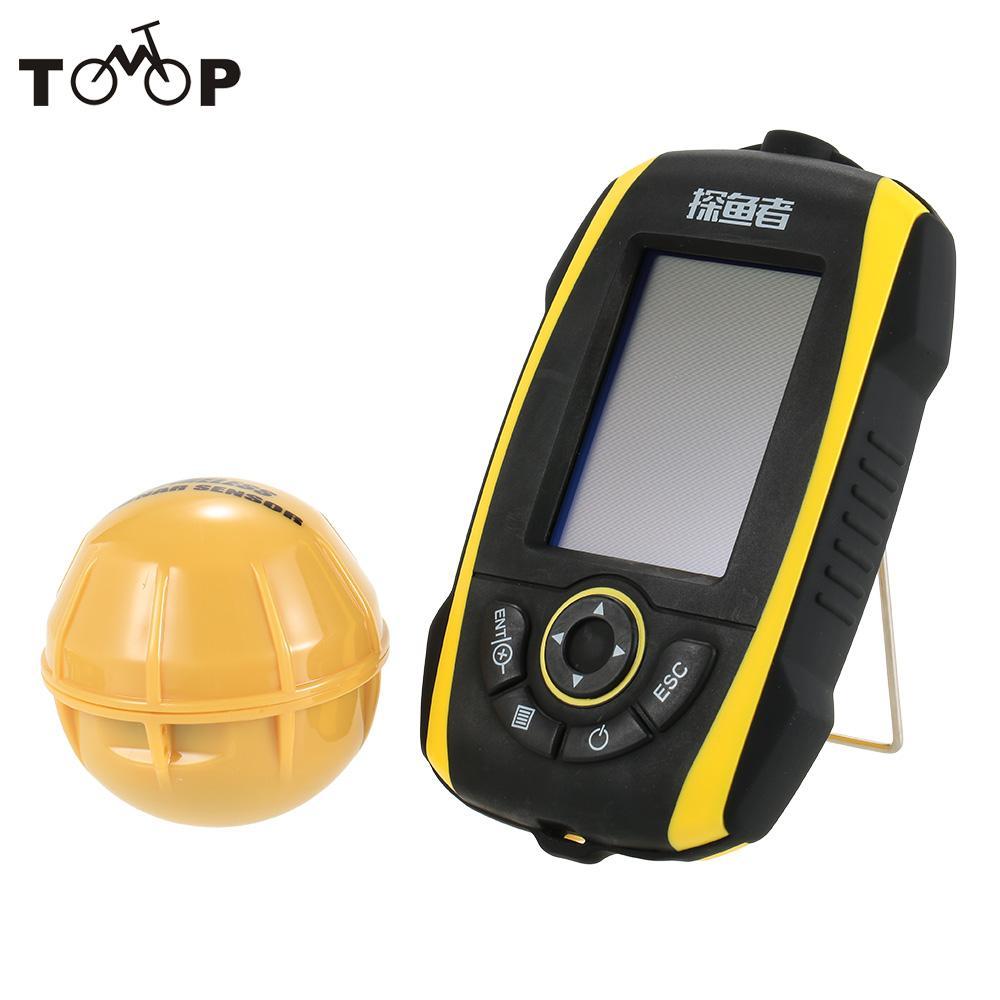 popular wireless depth finder-buy cheap wireless depth finder lots, Fish Finder