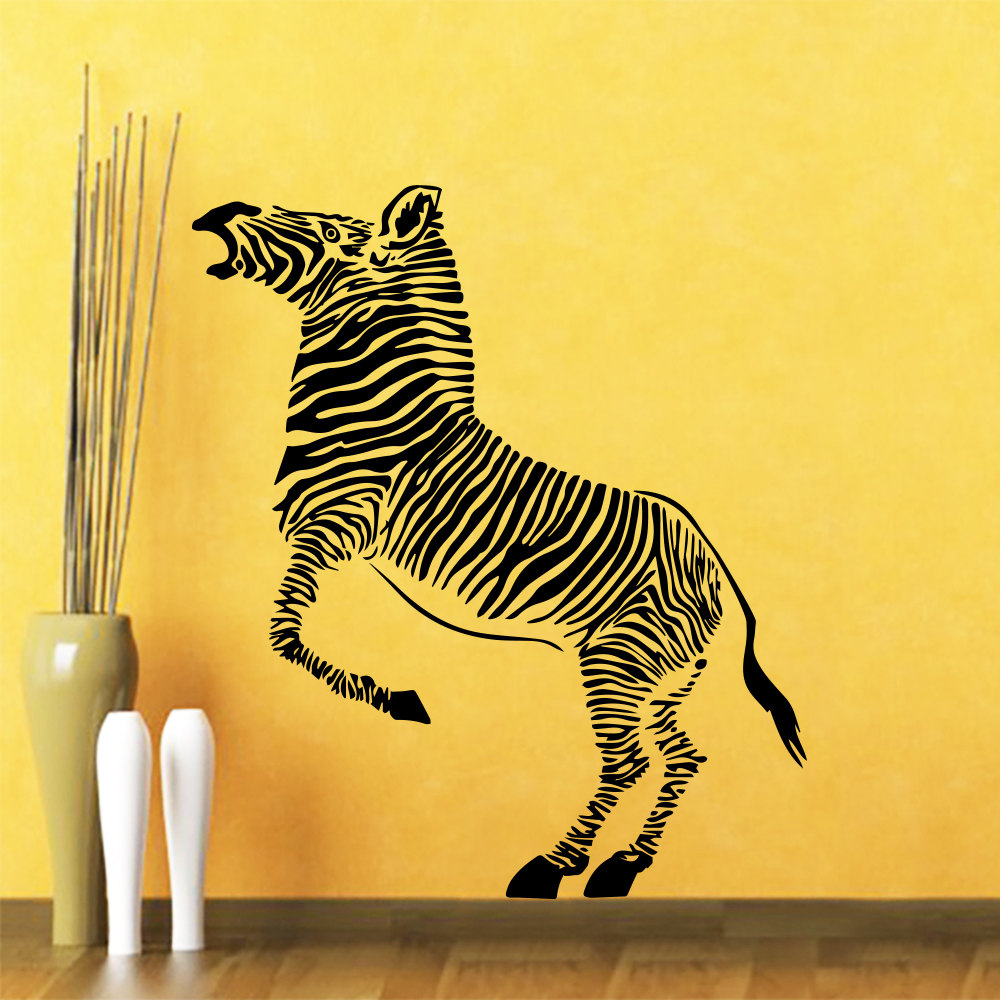Enchanting Safari Wall Decor Pattern - The Wall Art Decorations ...