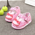 Baby shoes girls shoes 2016 Spring new baby toddler shoes princess girls first walkers cute cartoon baby prewalkers